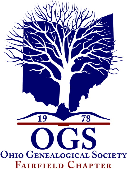 FAIRFIELD COUNTY CHAPTER of the OHIO GENEALOGICAL SOCIETY