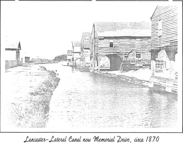 Canal in Lancaster